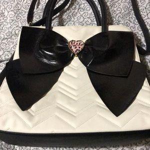 Handbags - Designer Betsey Johnson Handbag